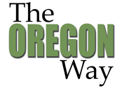 The Oregon Way logo